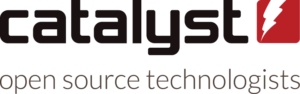 Sponsor Catalyst IT (restauration)