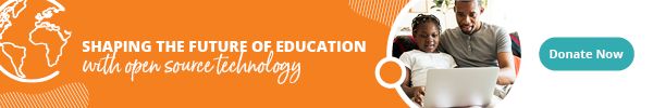Donate to Moodle: shaping the future of education with open source technology