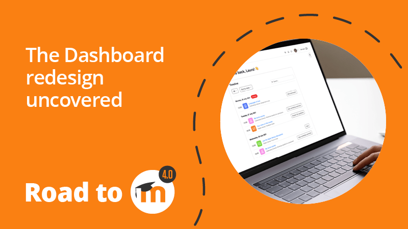 Moodle 4.0 The Dashboard redesign uncovered